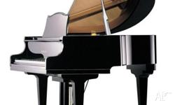 CONOVER CABLE PIANO baby grand model CCIG 48D. A