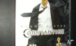 'CONSTANTINE' The sp-effects epic. 'Keanu Reeves'