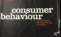 Consumer Behaviour: Implications for Marketing