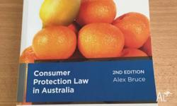 Consumer Protection Law in Australia 2nd Edition Alex