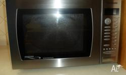 Panasonic Convection oven & grill Stainless Steel