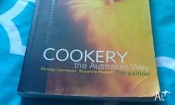 Cooking the Australian way! 7th edition. In good