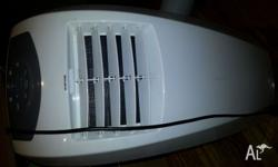 This is a Coolway portable air conditioner. Only 2