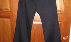 cooper st Black Pants Very good condition Can be