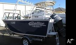 Coraline 500 Series Runabout (was $48,000 new in 2010).