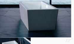 Infinitefreestanding baths are deeper offer a true