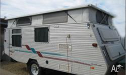 "COROMAL SEKA 505 16'6"" x 7'6"" 2 Berth Pioneer Off Road,"