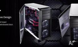 The Corsair Graphite Series 760T full-tower PC case