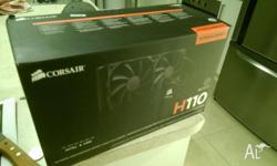 Corsair H110 Hydro Series bought for custom build and