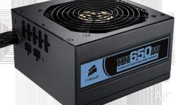 Selling my used Corsair HX 650W Modular Power Supply
