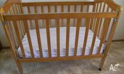I have for sale a cot and mattress. Used as a secondary