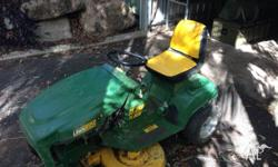 15.5HP/11.6KW Cox Ride on Mower. Approximately 70.5