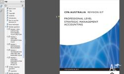 CPA BBP Financial Reporting Revision Kit 2013 - $12 CPA