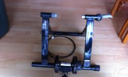 I have for sale a Crane Mag-TH 2000 Bicycle Trainer.
