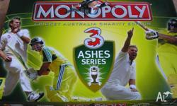 Cricket Australia 3rd Ashes Series charity edition