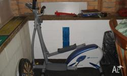 Cross trainer ,rarely used