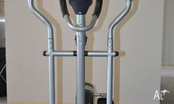 Prostyle Fitness Cross Trainer Bike - Used but in very