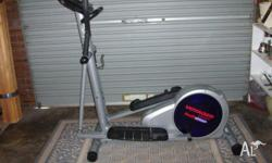 Cross trainer Healthstream Voyager HS9000 Exercise
