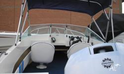 Cruise Craft 470 spirit SR, 90 EVINRUDE well maintained