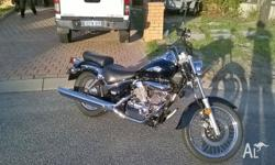 Well looked after motorcycle. Good condition NO RUST.