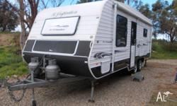 Crusader Inspiration 2011, 21 Ft Air Con, Tv, Shower,