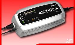 CTEK Pro Battery Charger MXS 10 12V, 10A 2 year