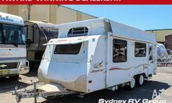 This Jayco Destiny allows you the freedom to simply