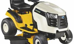 RIDE ON MOWER CLEARENCE SALE. CUB CADET LTX 1042, 2013