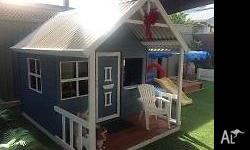 ON SPECIAL NOW... Amazing childrens cubby houses for