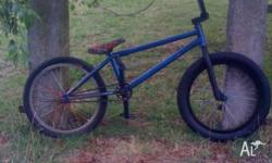 hi there i have for sale a full custom bmx parts list