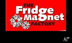The Fridge Magnet Factory is leader in the custom
