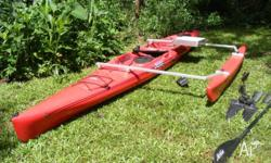 I'm selling my cusotm hobie adventure. I have been