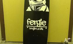 I make custom longboards and skateboards. All boards