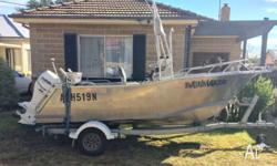 Excellent fishing vessel up for sale here, this boat