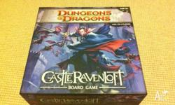 I'm selling a copy of the D Castle Ravenloft boardgame