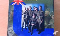 Dad's Army Collector Edition x3 VHS Box is in