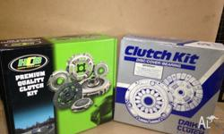 NEW CLUTCH KITS SUIT MOST DAIHATSU PASSENGER & 4 x 4