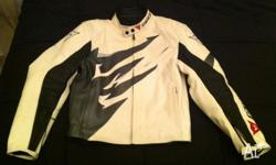I have up for sale my Dainese casual road bike jacket