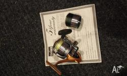 Selling my daiwa 2500 sol due to having way to much