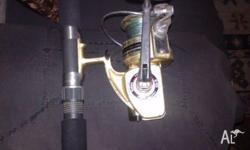 Daiwa GS9 Reel � Jarvis Walker National Series Surf