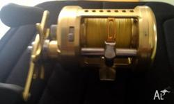 Wts daiwa luna 300 made in japan some marks from use