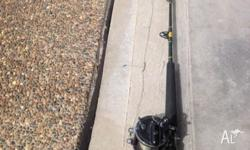 Daiwa Sealine Superlift Rod 1.7m plus Daiwa Sealine