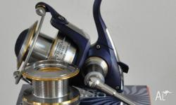 Team Daiwa® Tierra? Daiwa?s Digigear? and rigid
