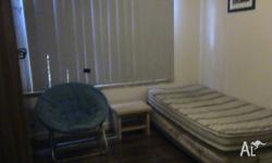 Clean Room for Rent Fully Furnished with 1 Bed,