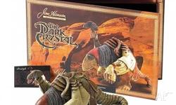 Jim Henson's Dark Crystal uRac Statue * Relive the