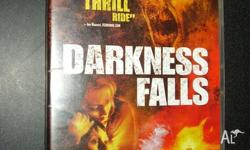 'Darkness Falls' Horror dvd. Collectors edition..