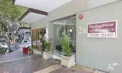 2B MONA RD, DARLING POINT Fully furnished modern one