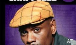 I have one Dave Chappelle Ticket for Sale. March 1st