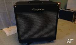 Selling my bass amp and speaker. Have used this amp and