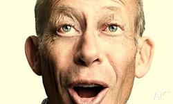 David Helfgott, the subject of the movie 'Shine,' is